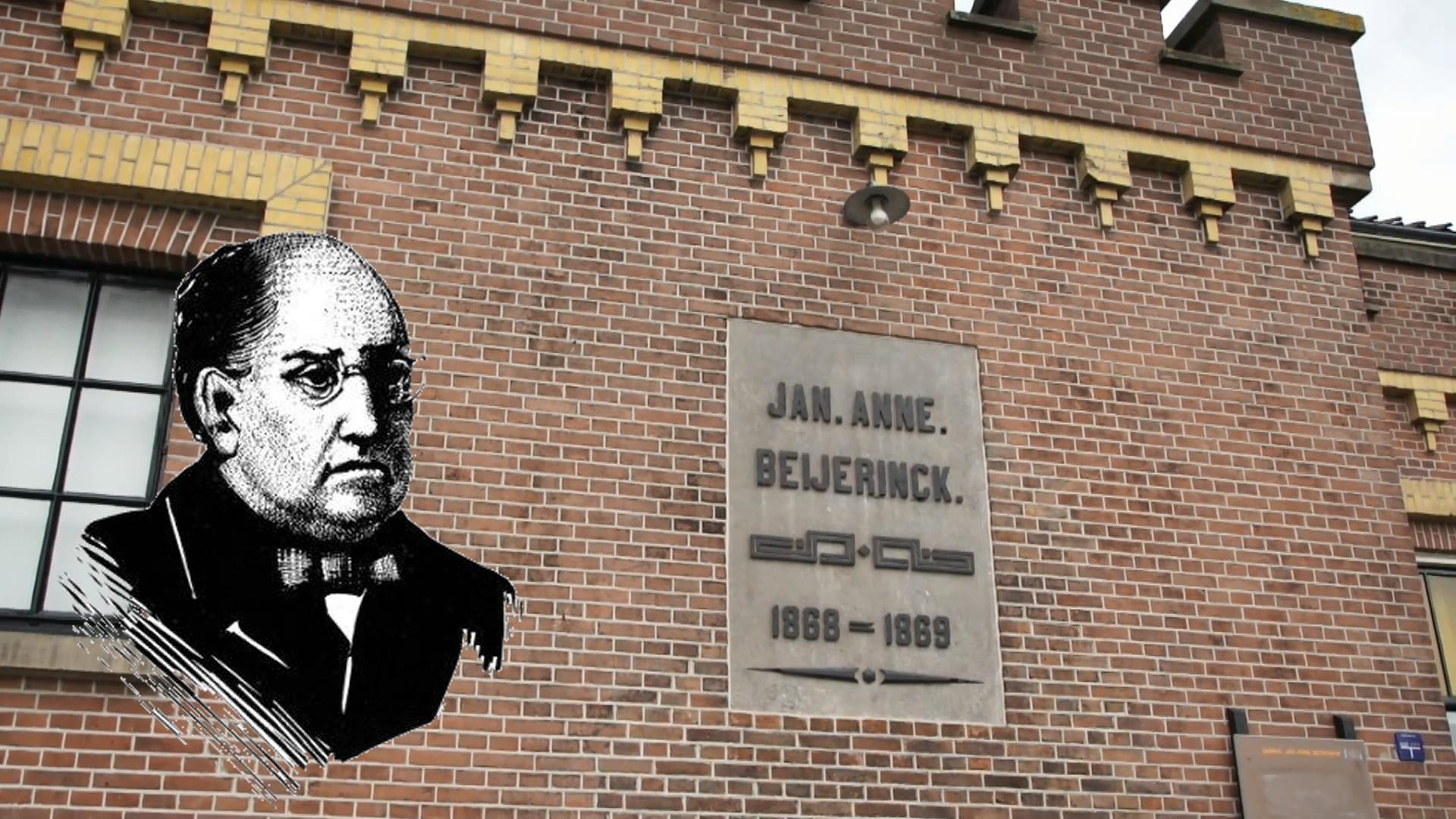 Wie was Jan Anne Beijerinck